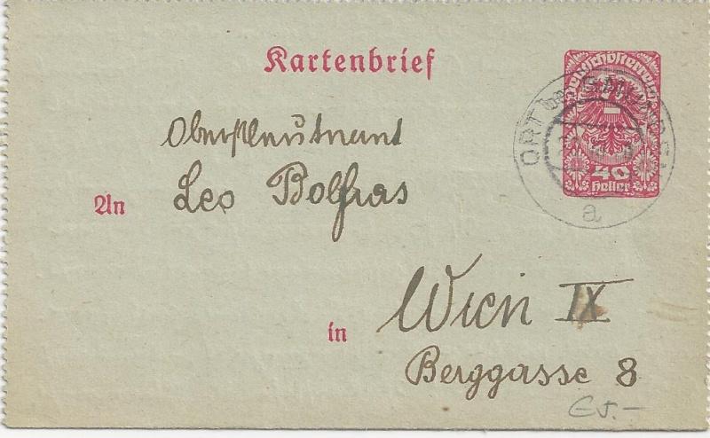 Inflation in Österreich - Belege - 1918 bis 1925 - Seite 3 Bild_484