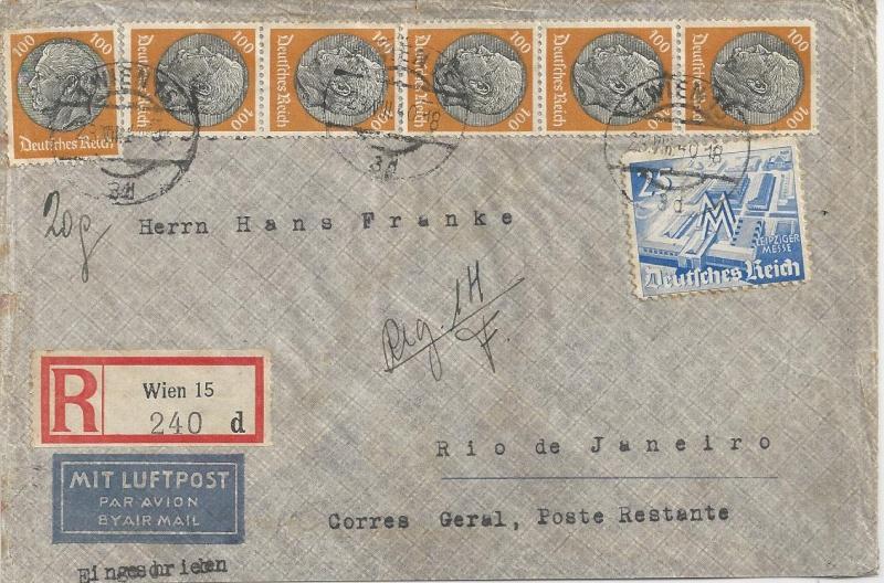 Österreich im III. Reich (Ostmark) Belege - Seite 2 Bild_534