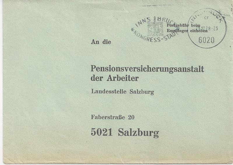 Verwendung von Portomarken in Österreich Bild_539