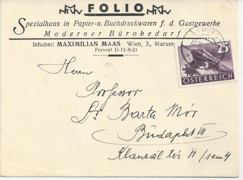 Österreich im III. Reich (Ostmark) Belege - Seite 4 Bild_550