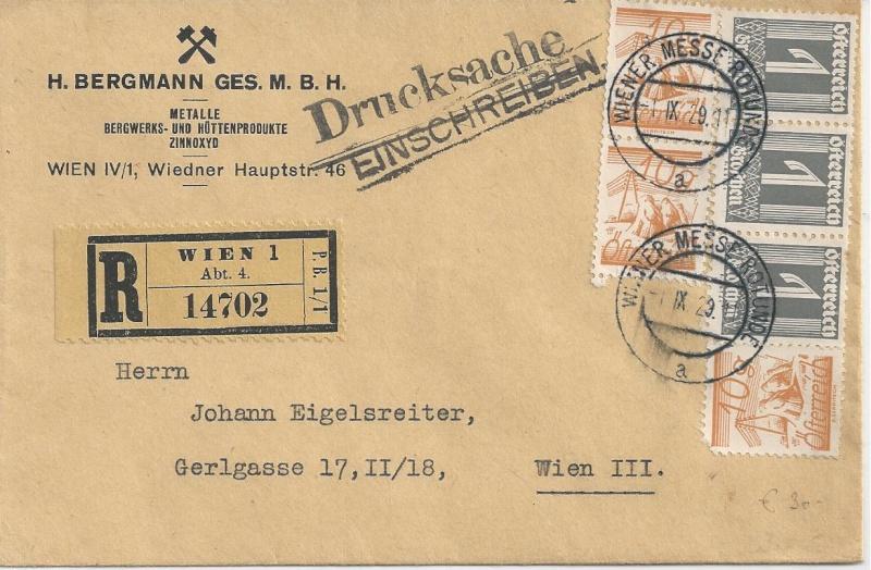 Österreich 1925 - 1938 Bild_554