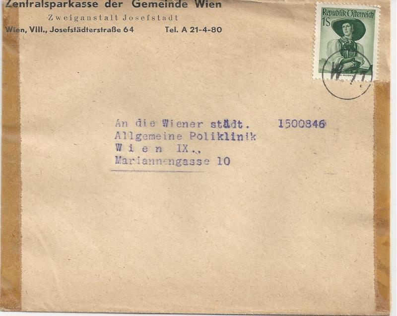 Briefe / Poststücke österreichischer Banken - Seite 2 Bild_560