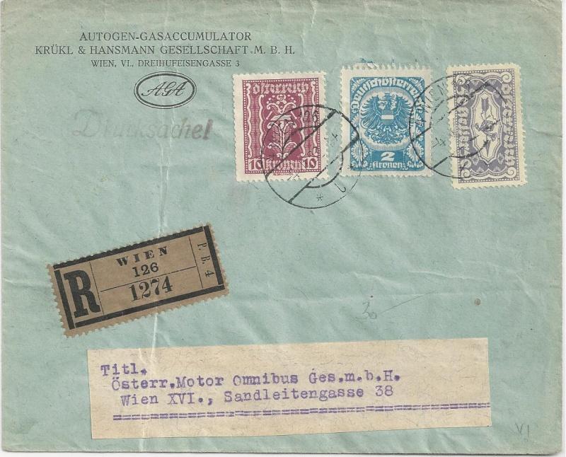 Inflation in Österreich - Belege - 1918 bis 1925 - Seite 2 Bild_562