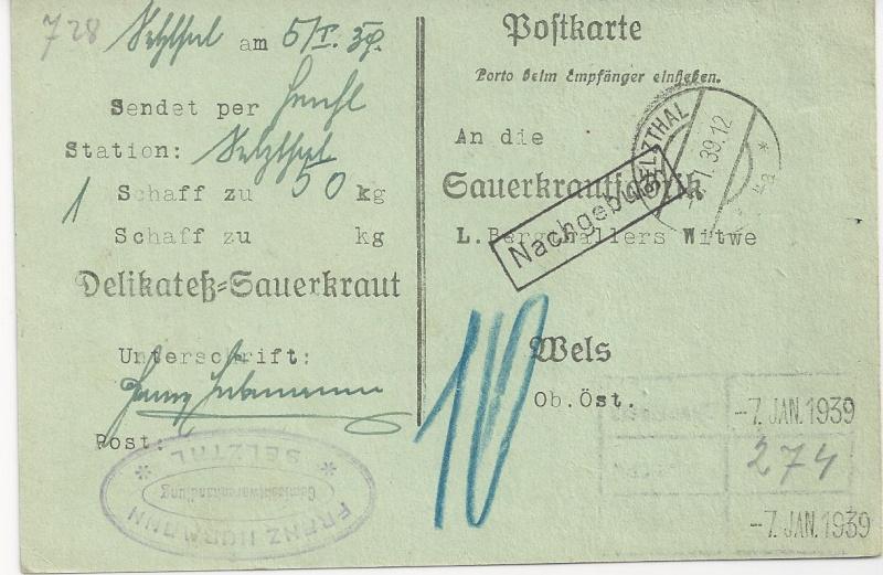Österreich im III. Reich (Ostmark) Belege - Seite 5 Bild_564