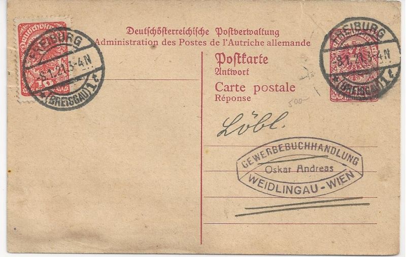 Inflation in Österreich - Belege - 1918 bis 1925 - Seite 3 Bild_568