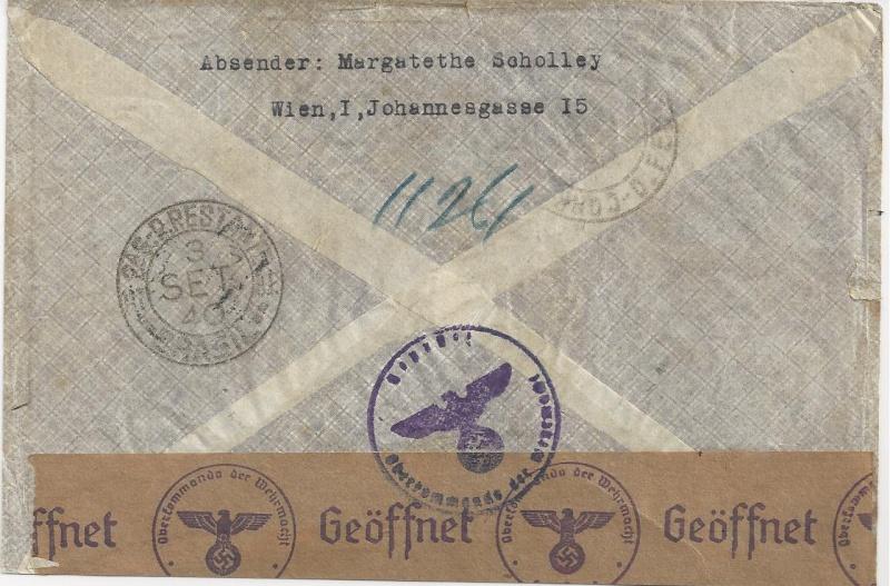 Österreich im III. Reich (Ostmark) Belege - Seite 2 Bild_628