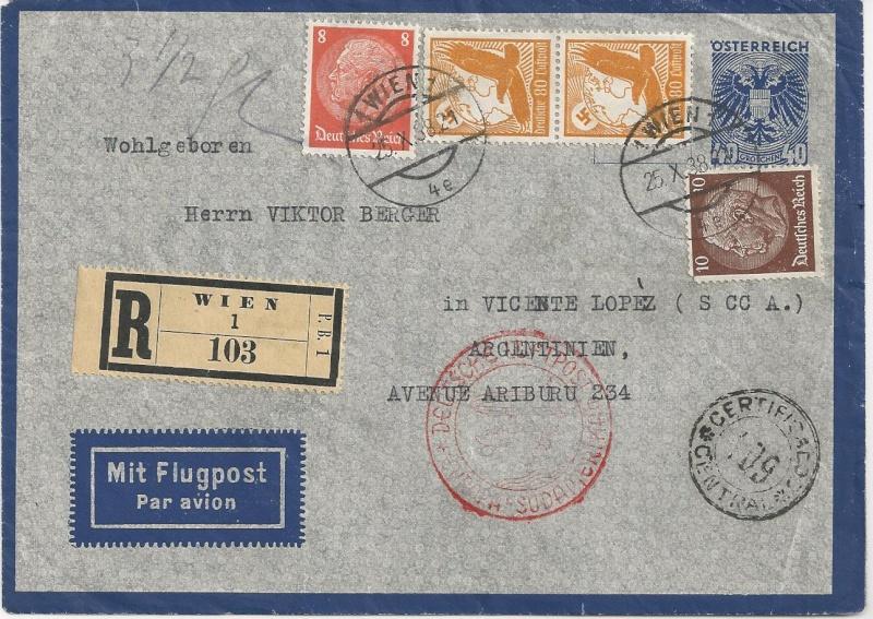 Österreich im III. Reich (Ostmark) Belege - Seite 3 Bild_629