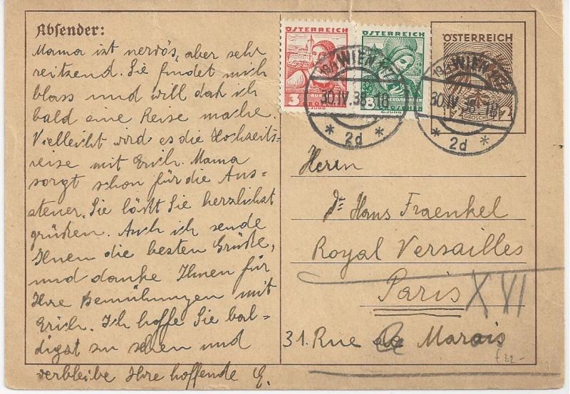 Österreich im III. Reich (Ostmark) Belege - Seite 3 Bild_630