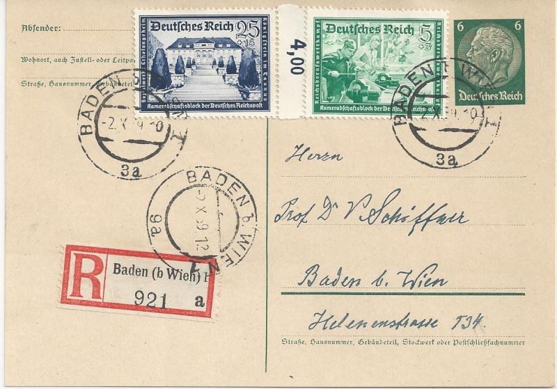 Verwendung von Portomarken in Österreich Bild_632
