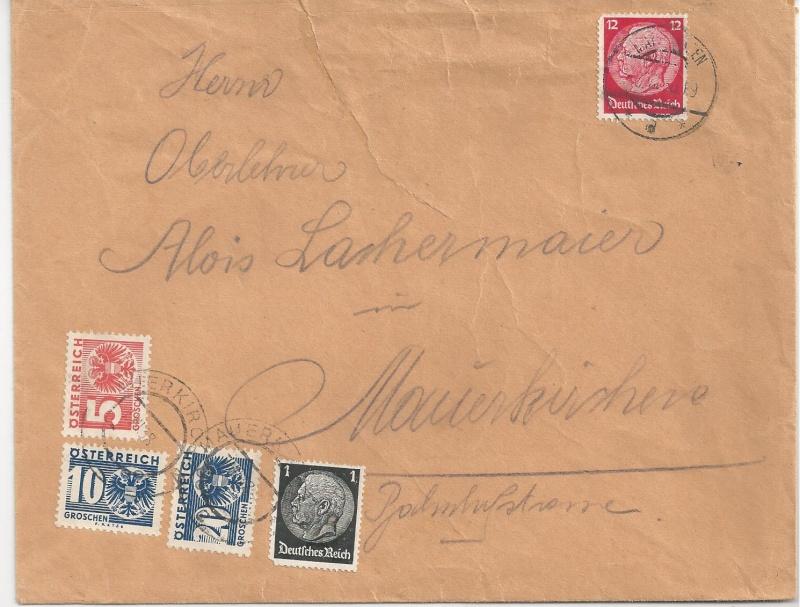 Österreich im III. Reich (Ostmark) Belege - Seite 3 Bild_636