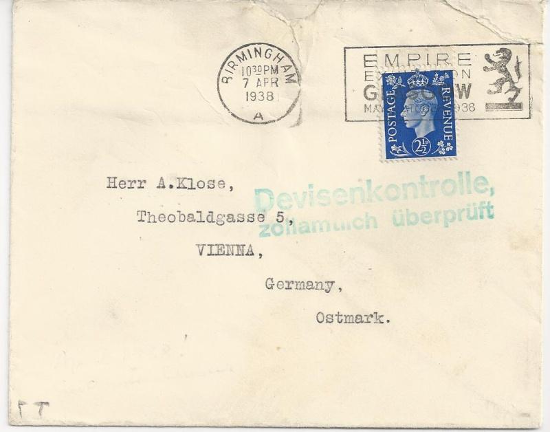 Österreich im III. Reich (Ostmark) Belege - Seite 4 Bild_640