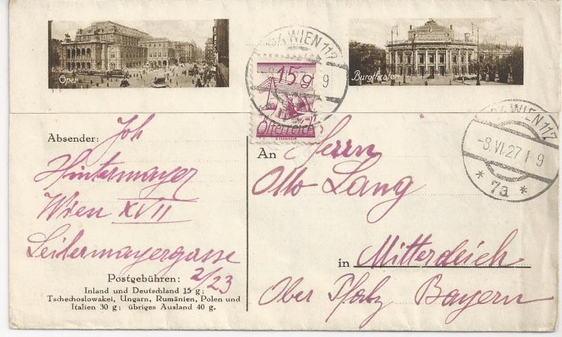 Österreich 1925 - 1938 Bild_642