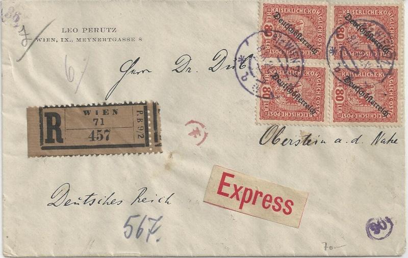 Inflation in Österreich - Belege - 1918 bis 1925 - Seite 3 Bild_654