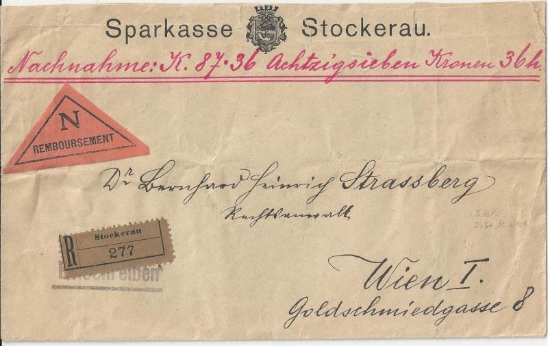 Inflation in Österreich - Belege - 1918 bis 1925 - Seite 3 Bild_657