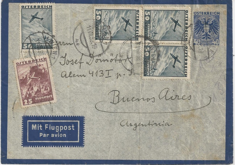 Österreich im III. Reich (Ostmark) Belege - Seite 3 Bild_725
