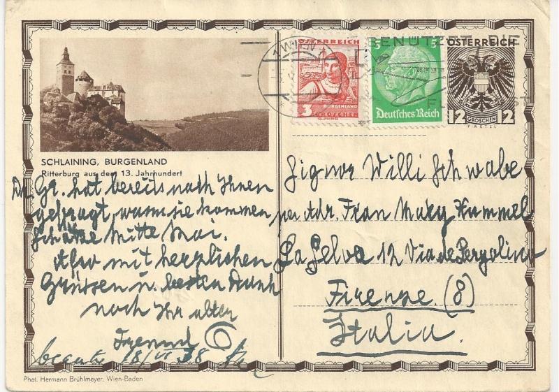 Österreich im III. Reich (Ostmark) Belege - Seite 3 Bild_727