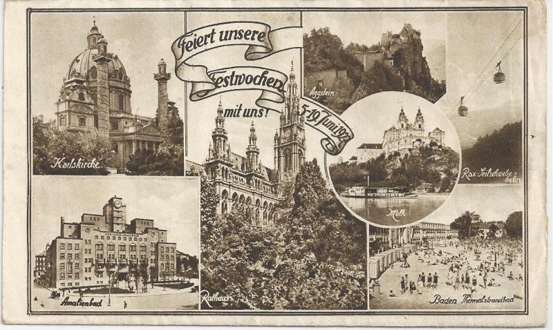 Österreich 1925 - 1938 Bild_735