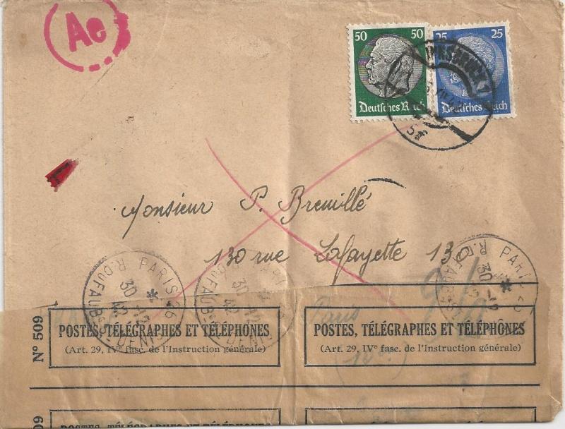 Österreich im III. Reich (Ostmark) Belege - Seite 5 Bild_738