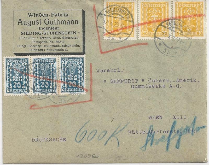 Inflation in Österreich - Belege - 1918 bis 1925 - Seite 2 Bild_740