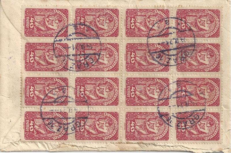 Inflation in Österreich - Belege - 1918 bis 1925 - Seite 3 Bild_743