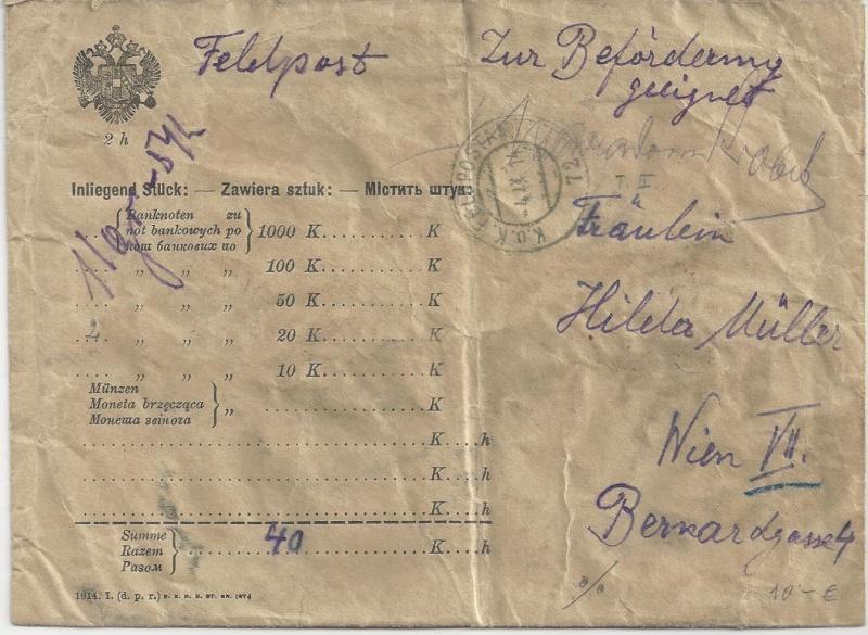 1914 - 1918   Der Untergang der K.u.K. Monarchie - Seite 2 Bild_822