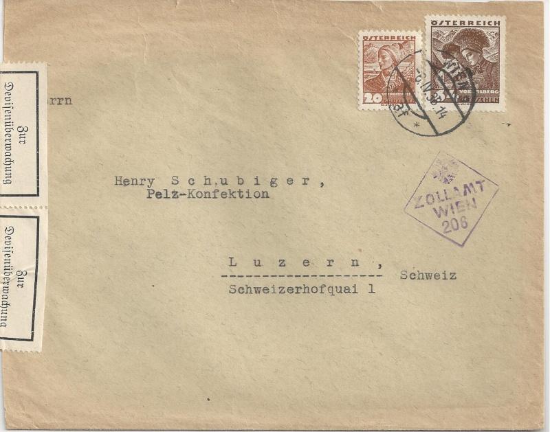 Österreich im III. Reich (Ostmark) Belege - Seite 4 Bild_826