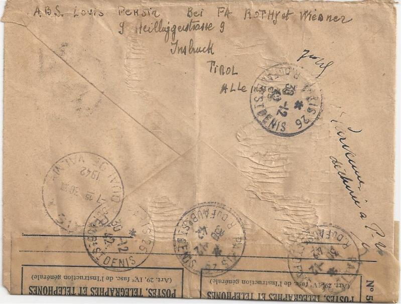 Österreich im III. Reich (Ostmark) Belege - Seite 5 Bild_828