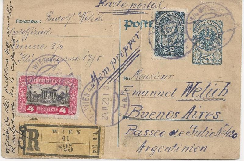 Inflation in Österreich - Belege - 1918 bis 1925 - Seite 3 Bild_834