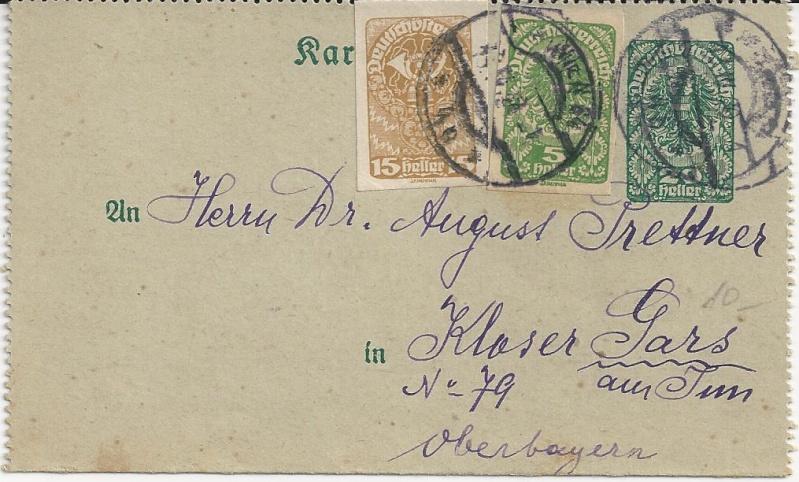 Inflation in Österreich - Belege - 1918 bis 1925 - Seite 3 Bild_836