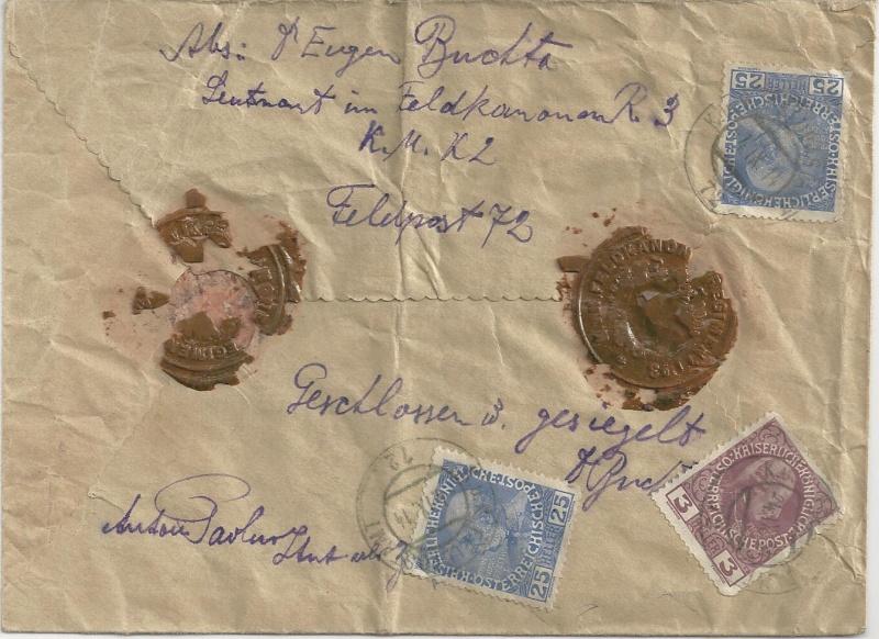 1914 - 1918   Der Untergang der K.u.K. Monarchie - Seite 2 Bild_917