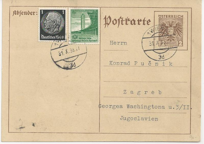 Österreich im III. Reich (Ostmark) Belege - Seite 3 Bild_918