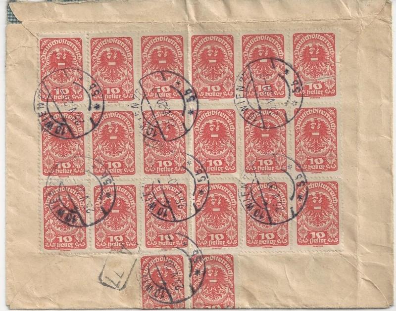 Inflation in Österreich - Belege - 1918 bis 1925 - Seite 3 Bild_921