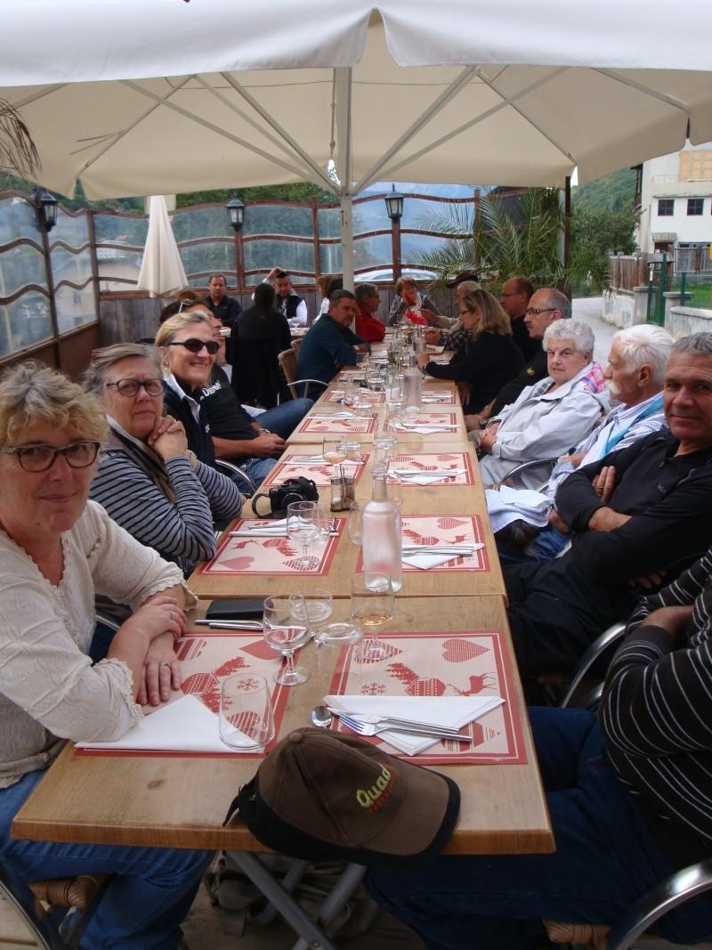 Week-end du 20 et 21 septembre 2014 : accueil des quadeurs Cavaillonais Dsc09025