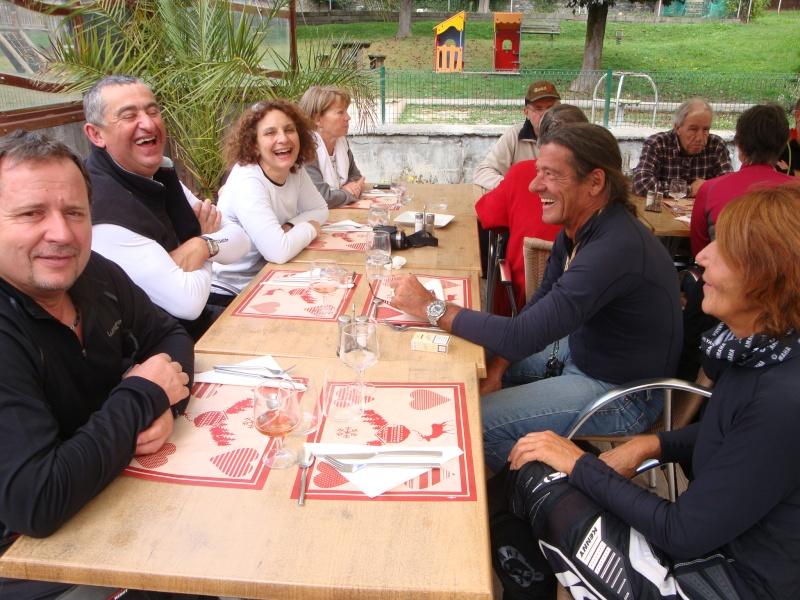 Week-end du 20 et 21 septembre 2014 : accueil des quadeurs Cavaillonais Dsc09026