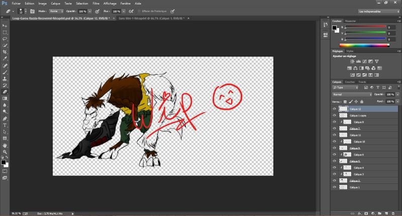 Mes dessins!!!! Du moins ce que ça doit être ( Lysha ) - Page 4 Captur15