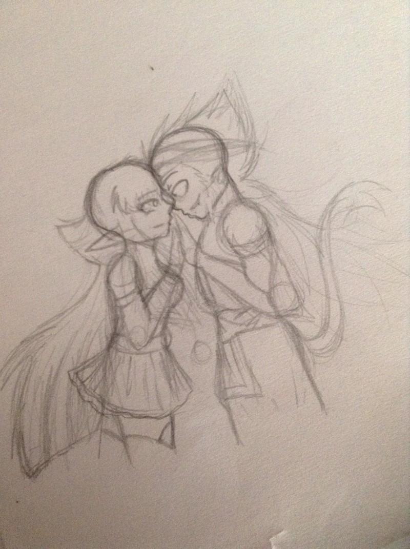 Mes dessins!!!! Du moins ce que ça doit être ( Lysha ) - Page 4 Img_0710