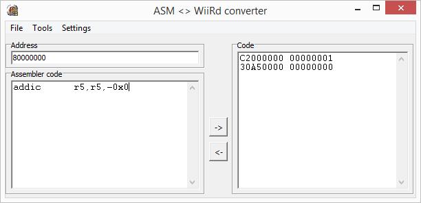 [PS3] Explications pour trouver soi-même ses codes EBOOT (PPC/ASM) Asm210