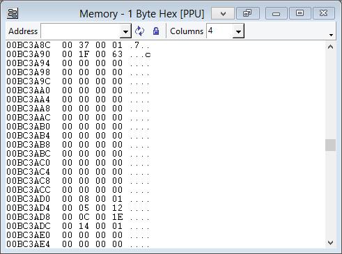 [PS3] Explications pour trouver soi-même ses codes EBOOT (PPC/ASM) Memory14
