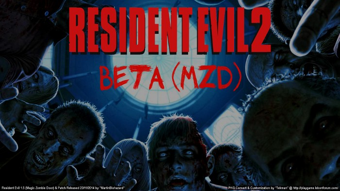 [PSX & PS3] Resident Evil 1.5 (MZD) Patch 23-11-2014  Reside12