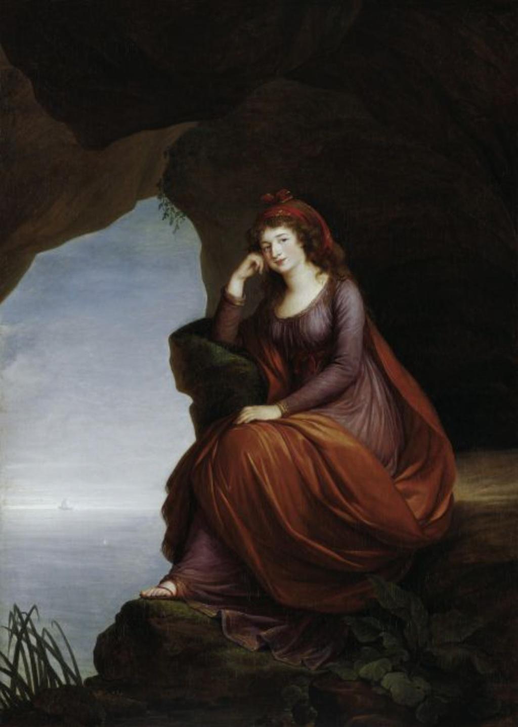 Galerie virtuelle des oeuvres de Mme Vigée Le Brun - Page 6 Maria_10