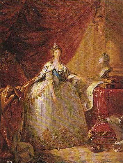 Galerie virtuelle des oeuvres de Mme Vigée Le Brun - Page 6 Mariaf10