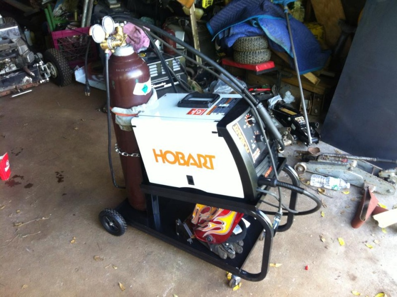 Opinions on a Hobart vs. Lincoln 140 welder  10647111