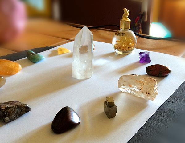 Les Mandalas de cristaux Mandal11