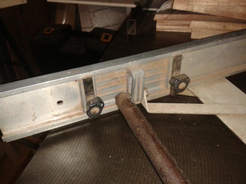Réglage de fers de dégau sur Lurem C 260 N Guide_10