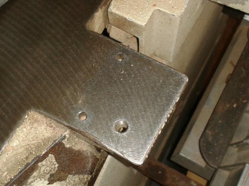 Réglage de fers de dégau sur Lurem C 260 N Guide_13