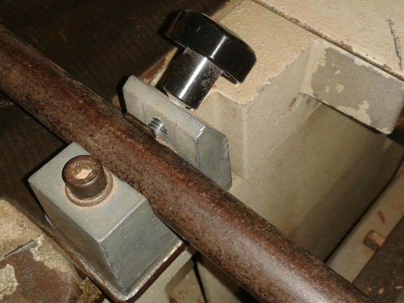Réglage de fers de dégau sur Lurem C 260 N Guide_15