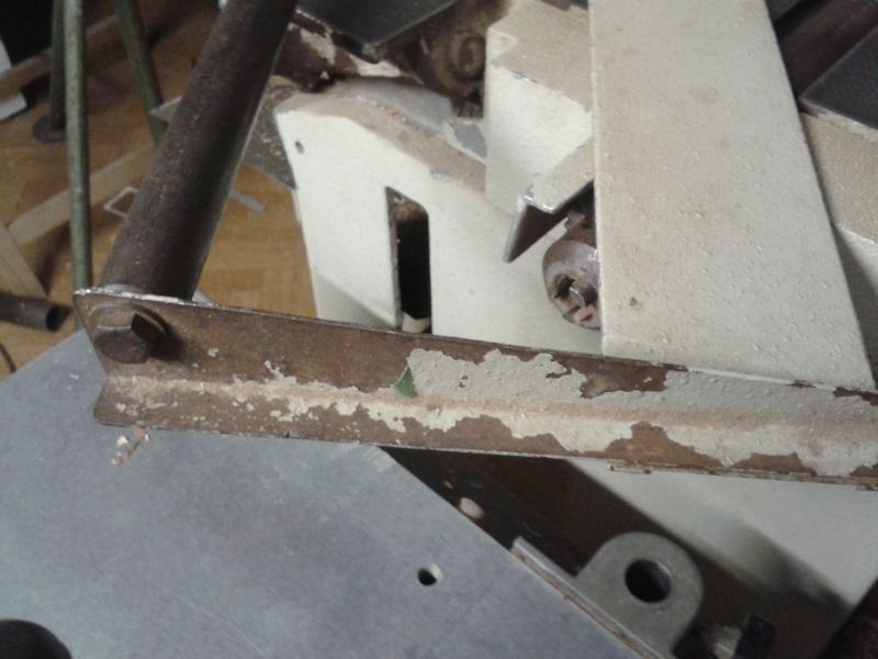 Réglage de fers de dégau sur Lurem C 260 N Guide_16