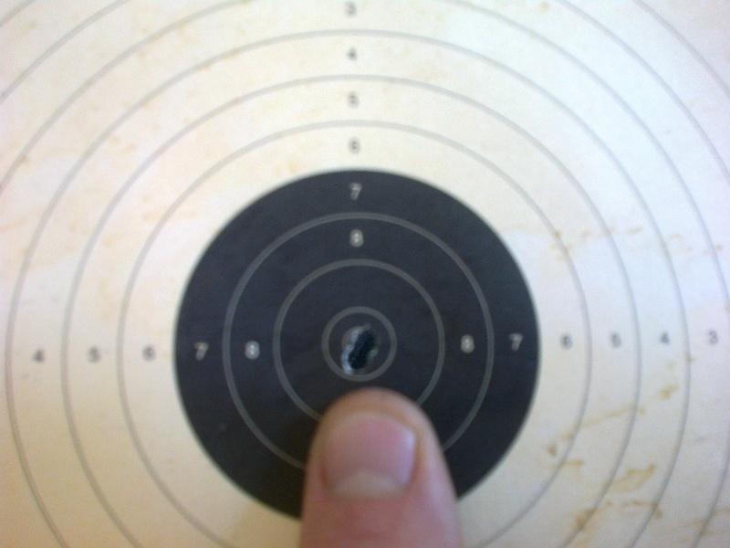 Arme de tir à 10 mètres Alfa Proj Classic 13092011