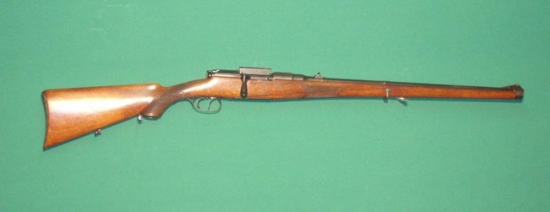 Et pourquoi pas un K31 pour chasser ??? 2-5-0010