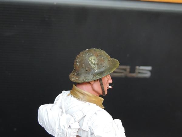 Buste du Tommy bataille de la Somme 1916 par Giacomel Dscn0723